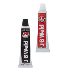 J-B Weld  High Strength  Paste  Automotive Epoxy  1 oz.