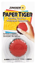 Zinsser  PaperTiger  1 in. W Steel  Fixed  Single Head Wallcovering Scoring Tool