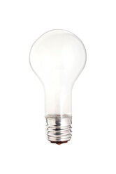 Satco  100/200/300 watt PS25  Three Way Bulb A-Line  Incandescent Bulb  E26 (Medium)  Soft White  1