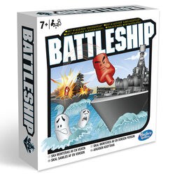 Hasbro  Battleship Board Game  265 pc.
