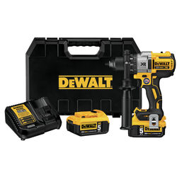 DeWalt  20 volt 1/2 in. Brushless  Cordless Drill Driver  Kit (Battery & Charger)