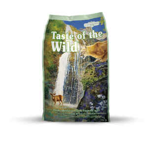 Taste of the Wild  Rocky Mountain  Roasted Venison  Smoked Salmon  Dry  Cat  Food  Grain Free 15 lb.