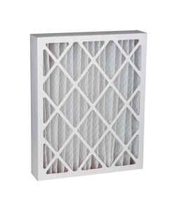 BestAir  20 in. W x 20 in. H x 4 in. D 8 MERV Pleated Air Filter