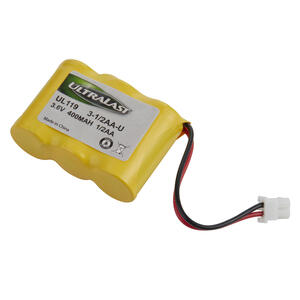 Ultralast  Ni-Cad  AA  3.6 volt Cordless Phone Battery  3-1/2AA-U  1 pk