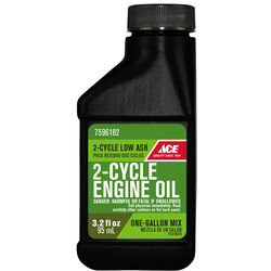 Ace  40:1  2 Cycle Engine  Motor Oil  3.2 oz.