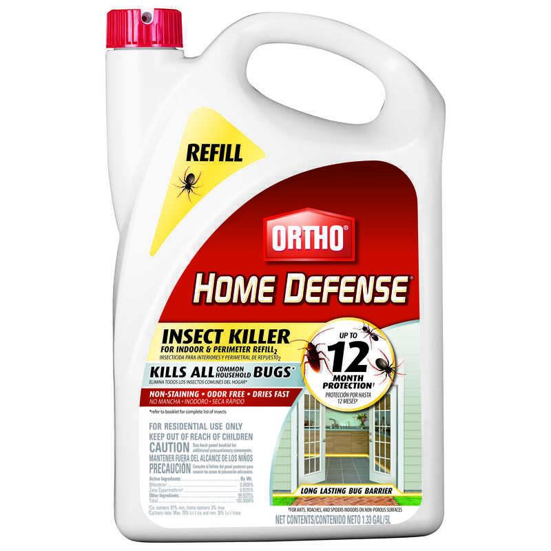 Ortho  Home Defense  Insect Killer  1.33 gal.