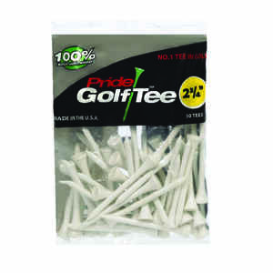 Pride Sports  2-3/4 in. Golf Tees