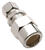 Plumb Pak  1/2 in. Compression   x 3/8 in. Dia. CPVC  Brass  Straight Adapter