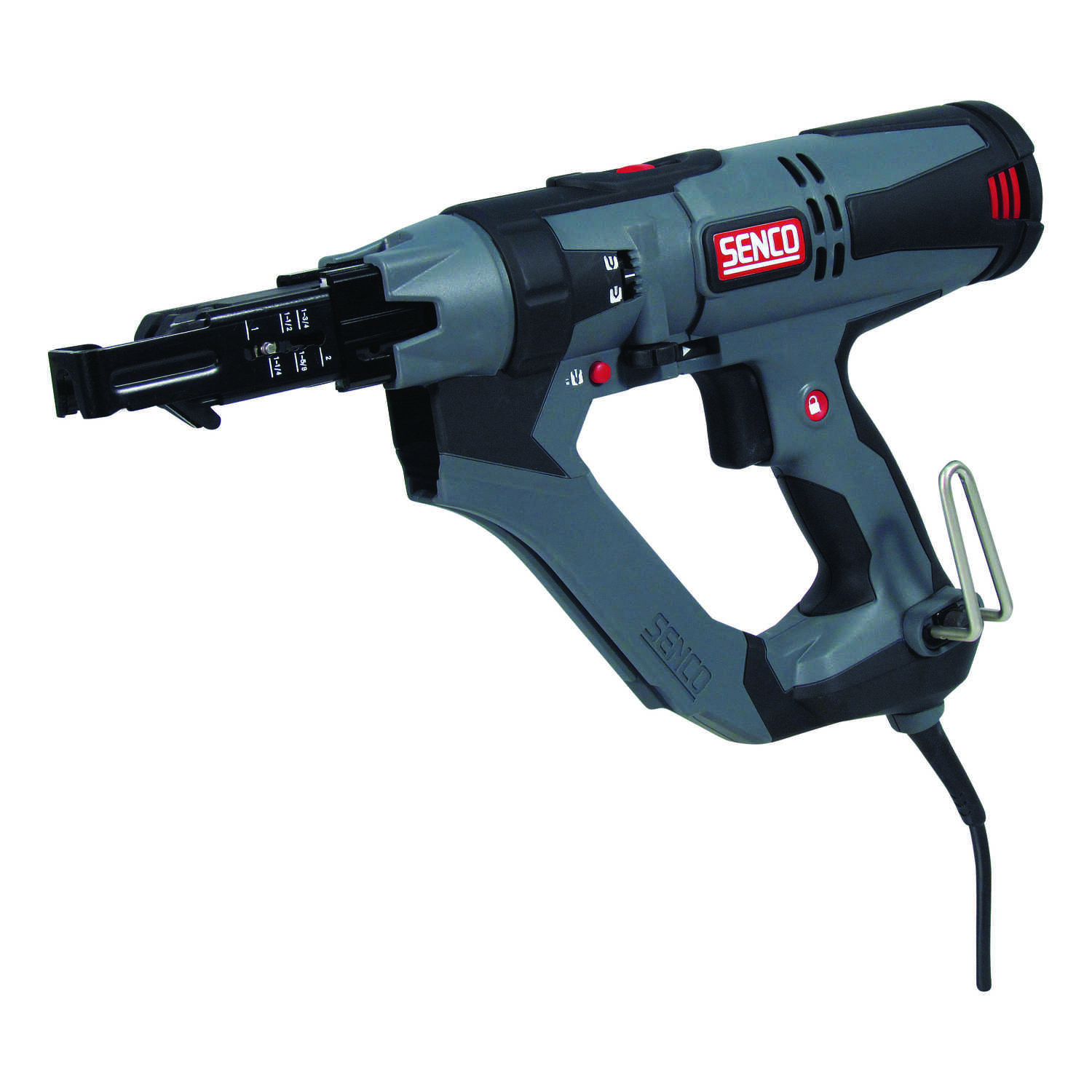 Senco  Duraspin  1  Corded  Electric Screwdriver  120 volt 5000 rpm 1 pc.