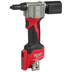 Milwaukee M12 Metal Cordless Rivet Tool Black/Red 1 pc.