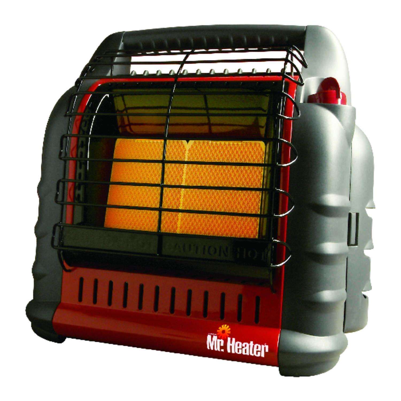 Mr Heater Big Buddy 450 Sq Ft Propane Portable Heater