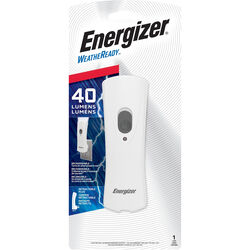 Energizer  40 lumens White  LED  Rechargeable Flashlight