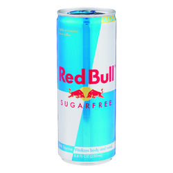 Red Bull  Sugar Free Original  Energy Drink  8.4 oz.