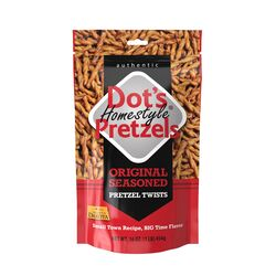 Dot's Pretzels Homestyle Original Pretzels 16 oz. Bagged