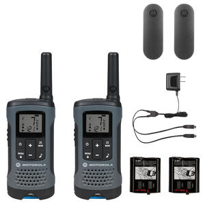 Motorola Solutions  TalkAbout  UHF  20  Family Radio System