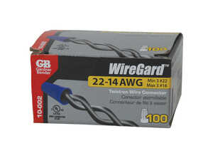 WingGard  100  22-14 AWG Wire Connector