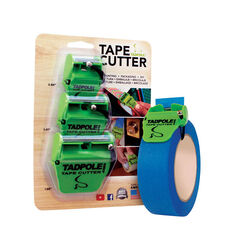 Tadpole 2 inch L Tape Cutter Green