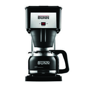 BUNN  Speed Brew Classic  10 cups Black  Coffee Maker