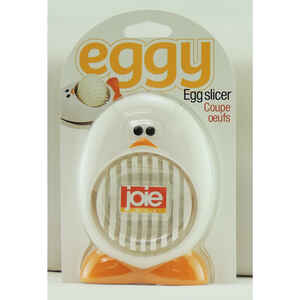 Joie  Eggy  Multi-Colored  ABS/Stainless Steel  Egg Slicer  1 pk