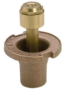 Champion  Brass  15 ft. Half-Circle  Pop-Up Nozzle