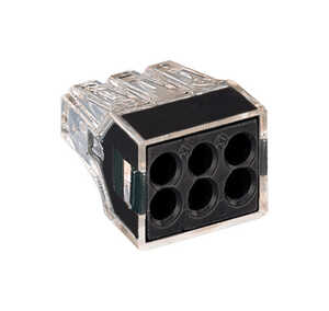 Wago  10 pk Wire Connector  Insulated