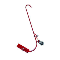 Qual-Craft  Steel  Red  Ladder Hooks  1 pk