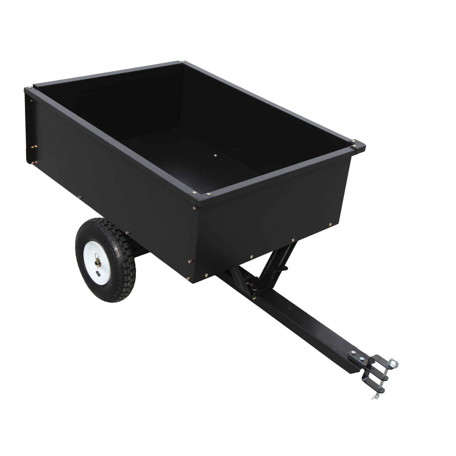 Yard Commander  Steel  Dump Cart