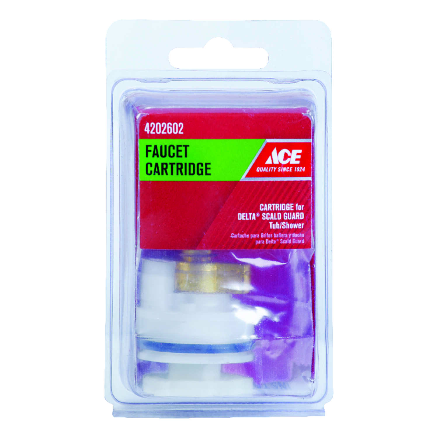 Ace  Hot and Cold  DL-10  Faucet Cartridge  For Delta Scald Guard