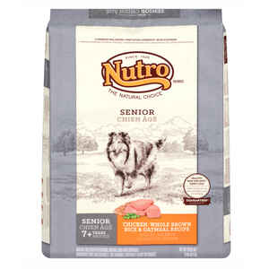Nutro  Natural Choice  Chicken, Brown Rice, Oatmeal  Dog  Food  15