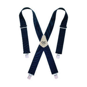 CLC Suspenders 12 in. x 4.5 in. x 1 in. Blue