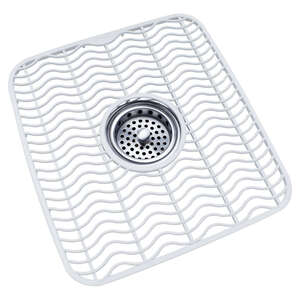 Rubbermaid  11.5 in. W x 12.5 in. L Sink Protector
