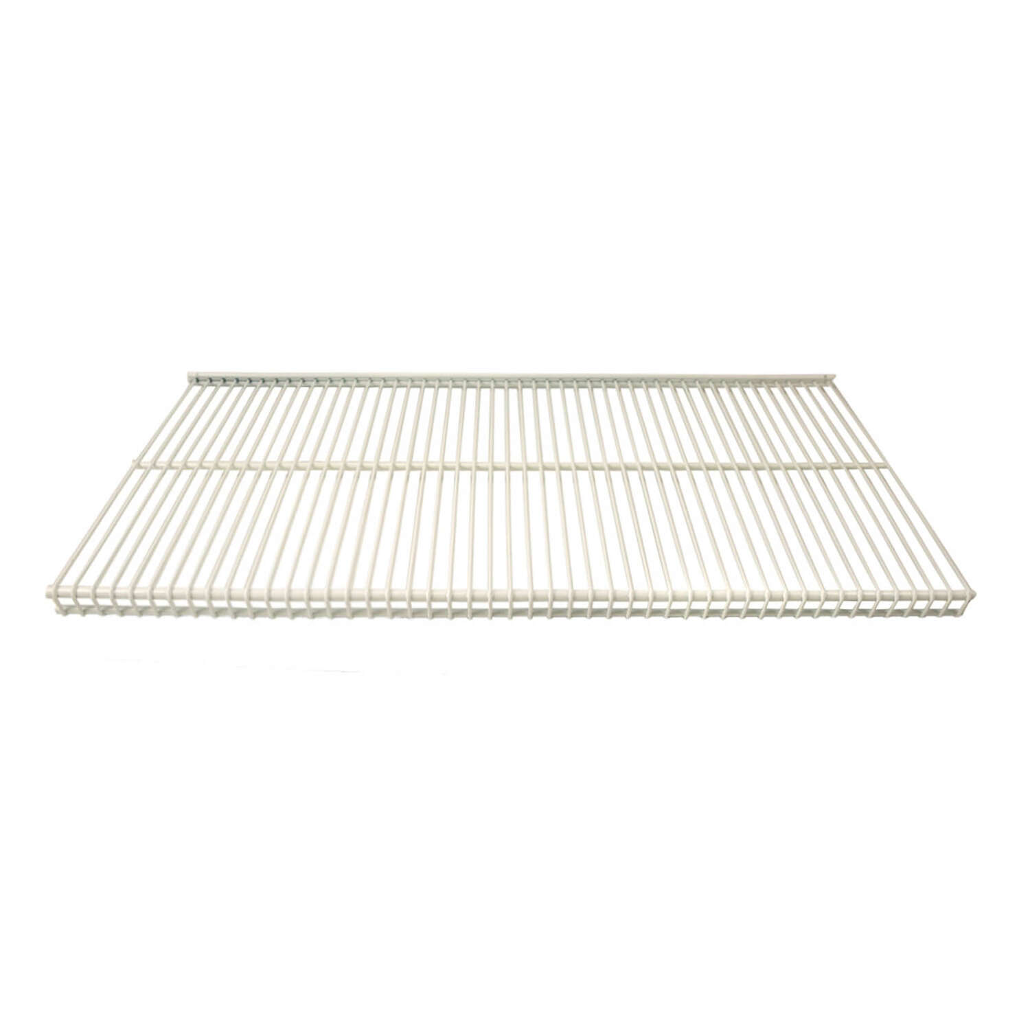 Organized Living  Freedom Rail  16 in. W x 48 in. L Steel  Ventilated Shelf  1 pk