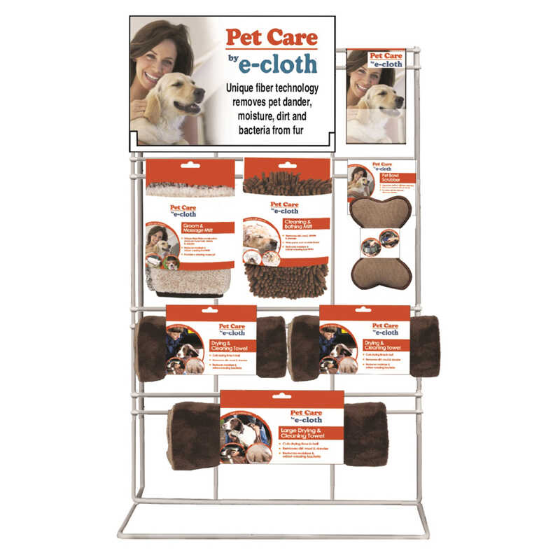 e-cloth  Cat/Dog  Pet Care Kit  28