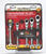 Ace  Flex Head  Multiple   x 8.21 in. L SAE  Gearwrench Set  5 pc.
