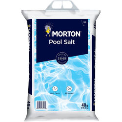 Morton Granule Pool Salt 40 lb.