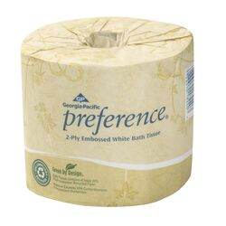 Georgia-Pacific  Preference  Toilet Paper  40 roll 550 sheet