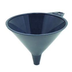 FloTool  Black  Resin  1 pt. Funnel