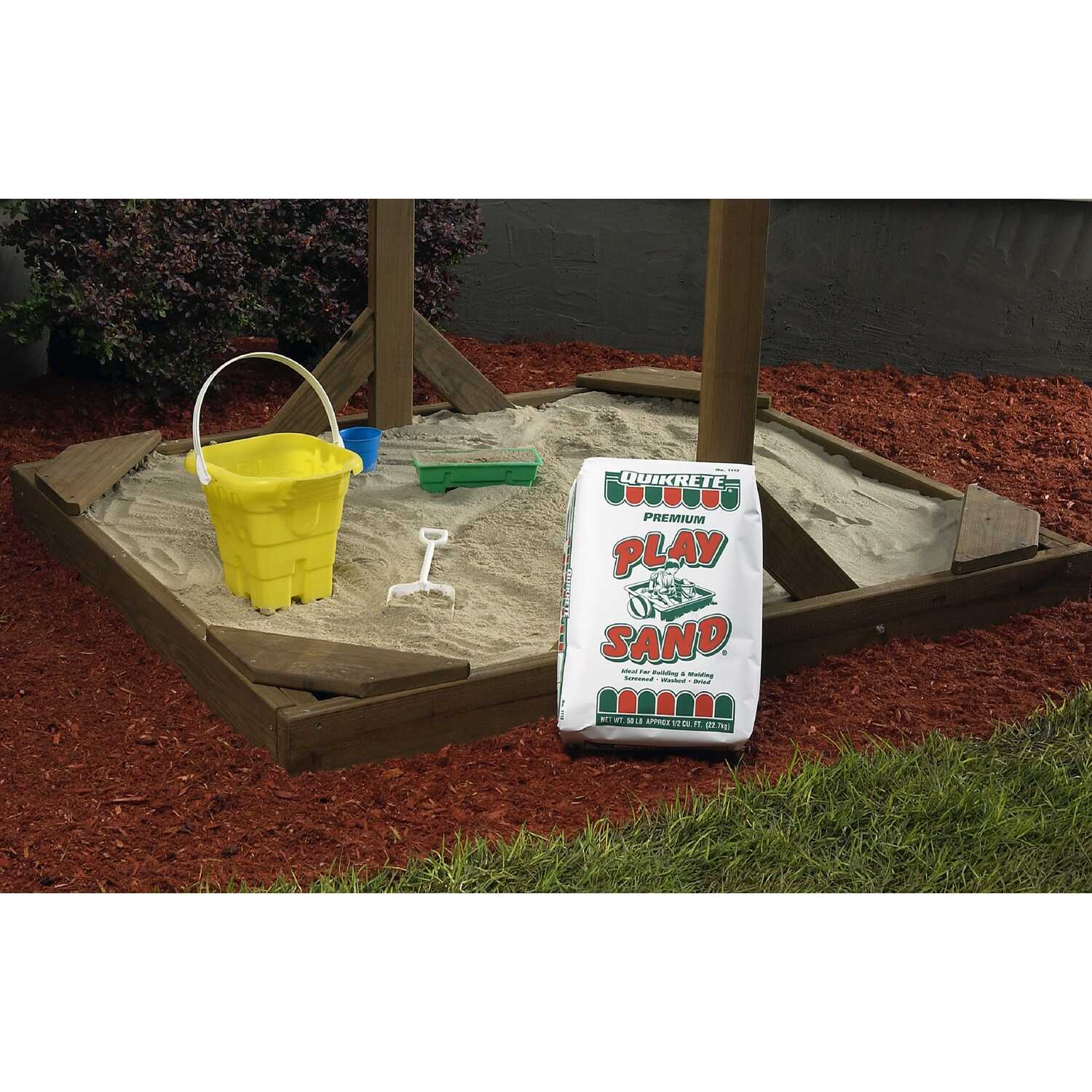Quikrete Brown Play Sand 50 lb  - Ace Hardware