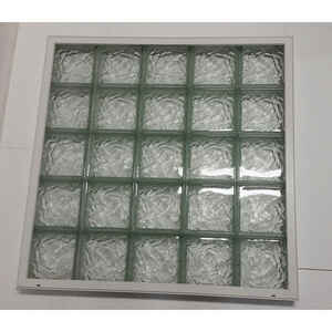 Clear Choice  40 in. H x 40 in. W x 3 in. D Window