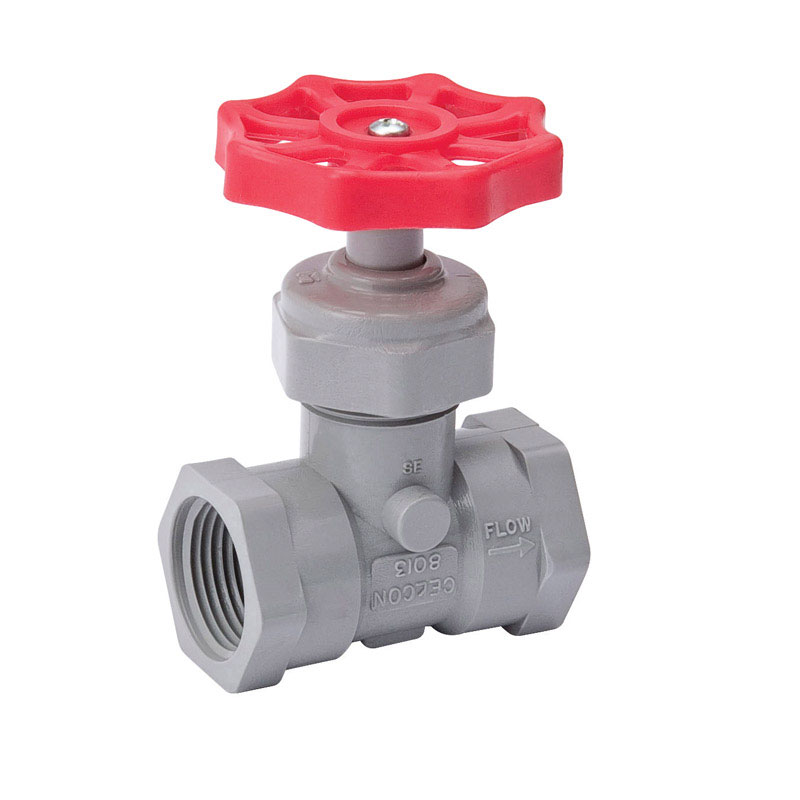 ProLine  3/4 in.  x 3/4 in.  Stop Valve  Stop and Waste  Acetal Copolymer