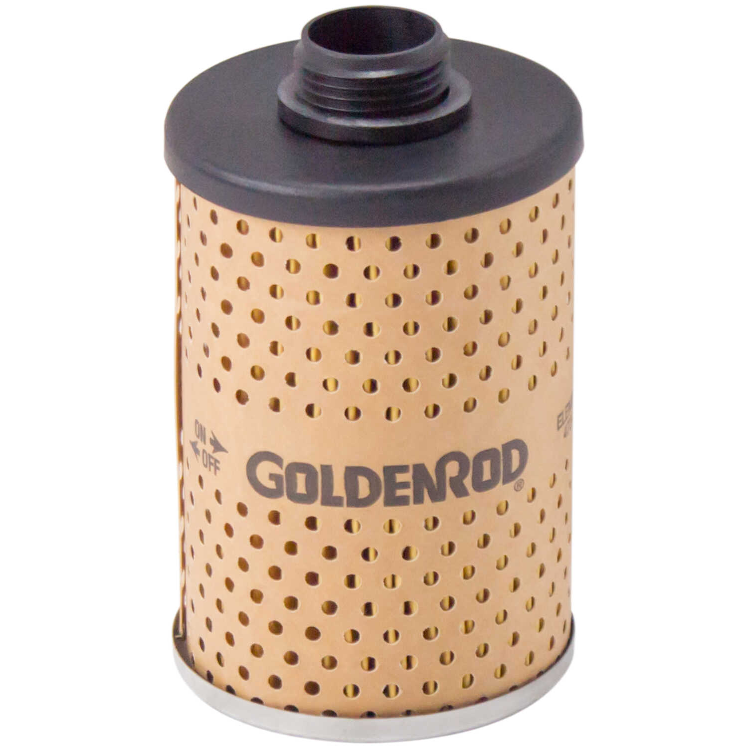 Goldenrod  Plastic  Fuel Filter Element  25