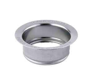 InSinkErator  N/A hp Garbage Disposal Sink Flange  Stainless Steel