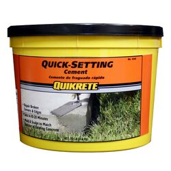 Quikrete  Quick-Setting  Anchoring Cement  10 lb.