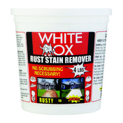 White Ox 64 oz. Rust Remover