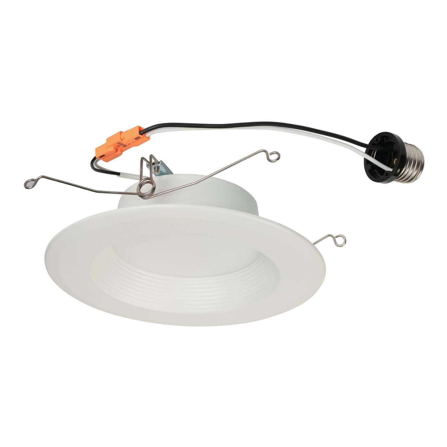 Westinghouse  White  5-6 in. W Aluminum  LED  Dimmable Recessed Downlight  11 watts