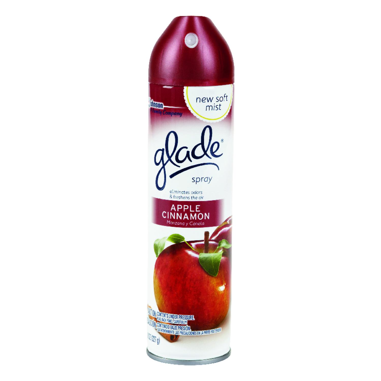 Glade Apple Cinnamon Scent 8 oz. Aerosol Air Freshener - Ace Hardware