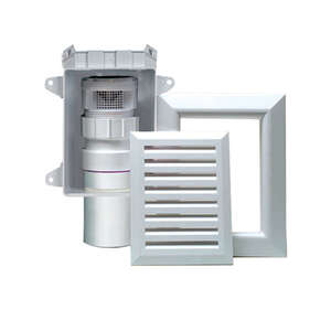 Sioux Chief  TurboVent  1-1/2 in.  x 2 in. Dia. x 2 in.  x 1-1/2 in. Dia. Air Admittance Valve  Plas