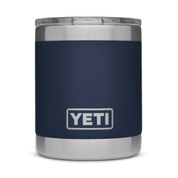 YETI  Rambler  10 oz. Lowball  Insulated Tumbler  Navy