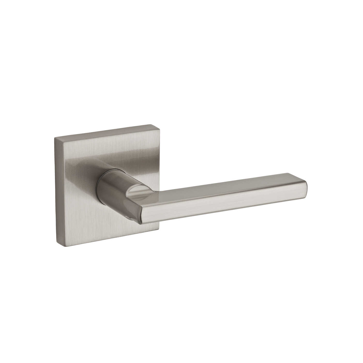 Kwikset  Halifax  Satin Nickel  Steel  Passage Lever  2 Grade Right or Left Handed