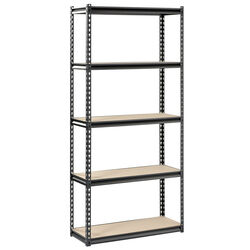 Edsal  Muscle Rack  72 in. H x 34 in. W x 14 in. D Steel  Shelving Unit